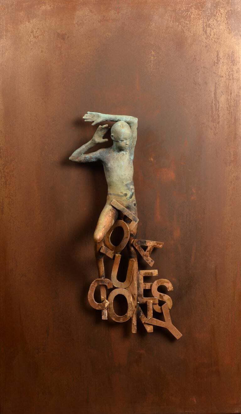 Джезус Куриа Перес: скульптура и символы